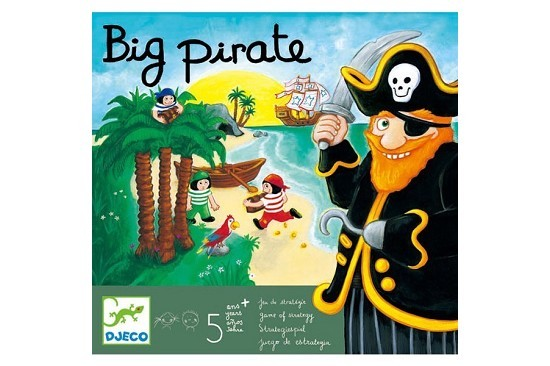 DJeco BIG PIRATE