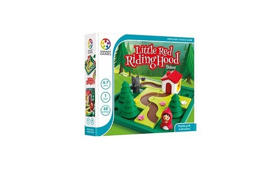 Smart Games Little Red Riding Hood!