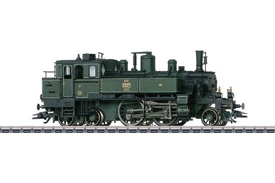 Marklin Locomotiva-tender Categoria D XII.