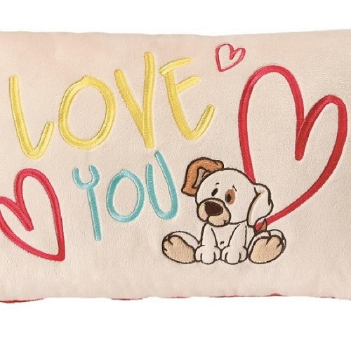 "Cuscino ""Love You"""