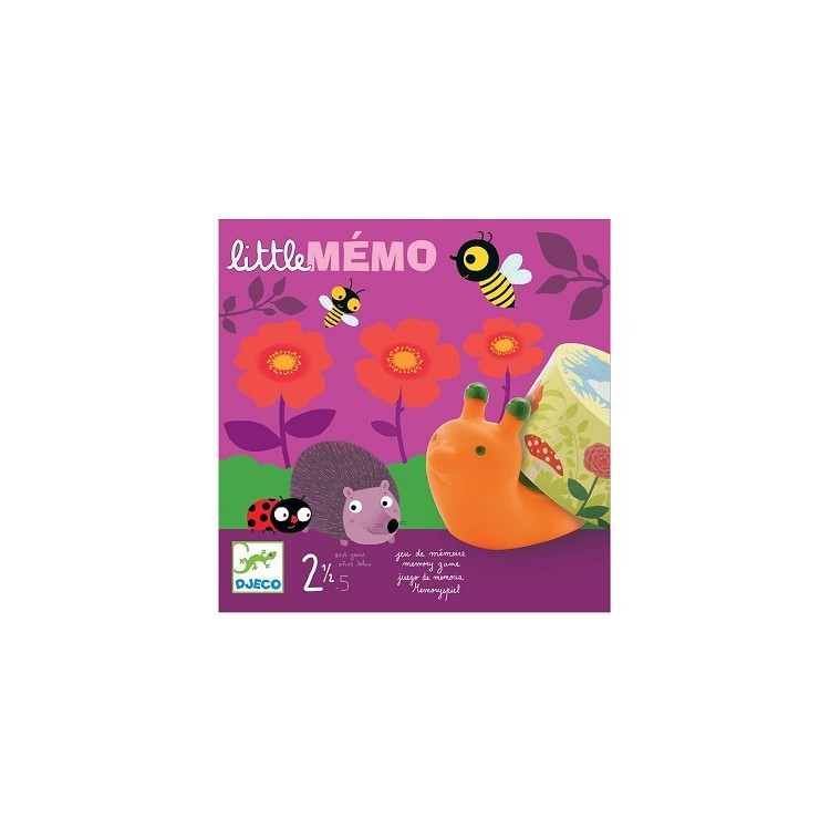 DJeco DJ08552 LITTLE MEMO