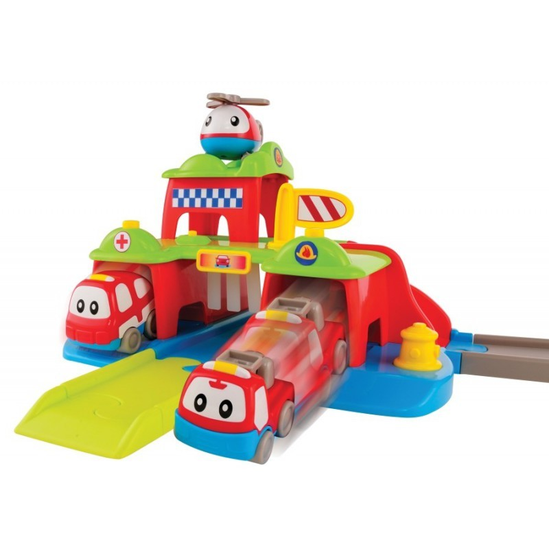 Alla gioia dei bimbi garage mini giocattoli 2 anni idea for Giocattoli per bambini di 5 anni